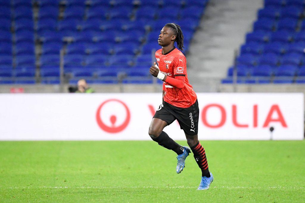 Transfer News Manchester United Push Forward For Eduardo Camavinga
